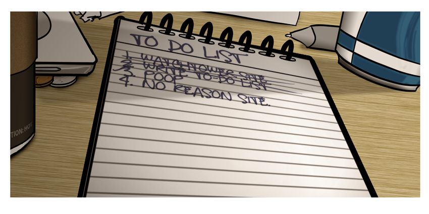 A To Do List